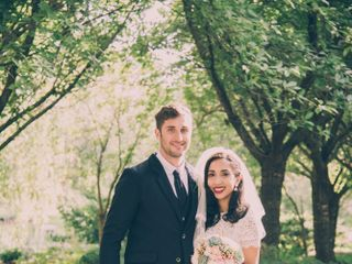 The wedding of Shari and Neil