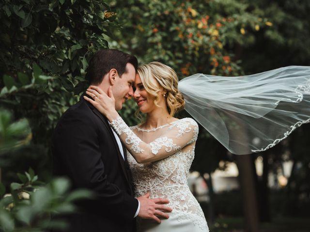 McKenzie and Kristina 's wedding in Toronto, Ontario 1