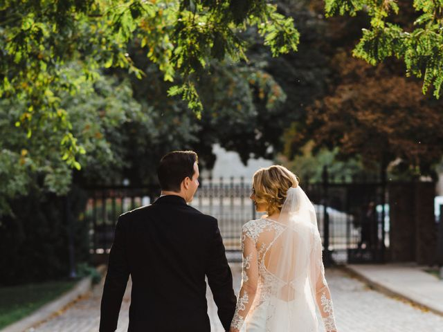McKenzie and Kristina 's wedding in Toronto, Ontario 2