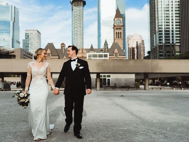 McKenzie and Kristina 's wedding in Toronto, Ontario 6