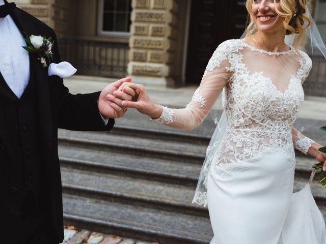 McKenzie and Kristina 's wedding in Toronto, Ontario 8