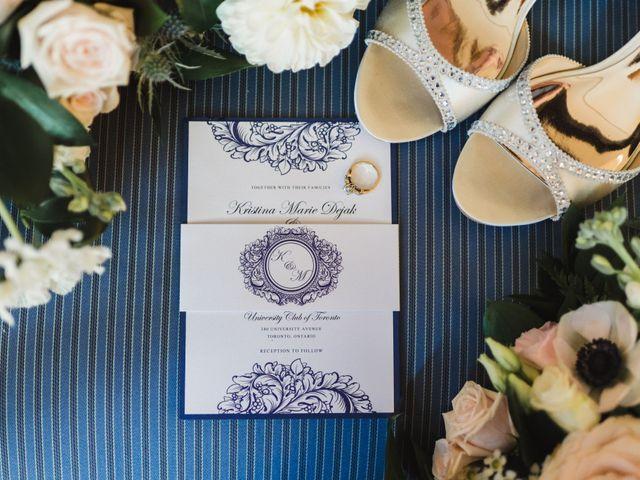 McKenzie and Kristina 's wedding in Toronto, Ontario 16