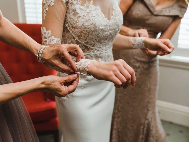 McKenzie and Kristina 's wedding in Toronto, Ontario 17
