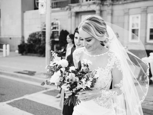 McKenzie and Kristina 's wedding in Toronto, Ontario 18