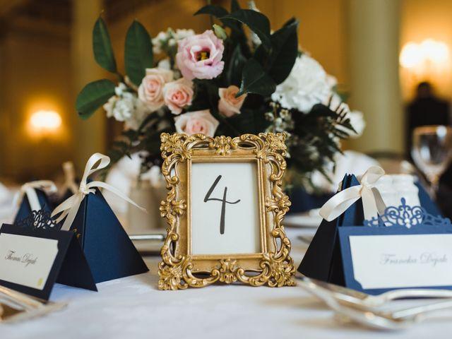 McKenzie and Kristina 's wedding in Toronto, Ontario 21