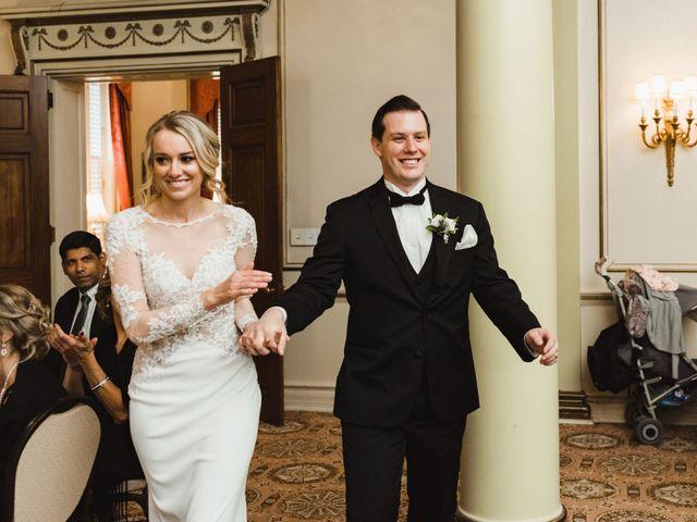 McKenzie and Kristina 's wedding in Toronto, Ontario 25
