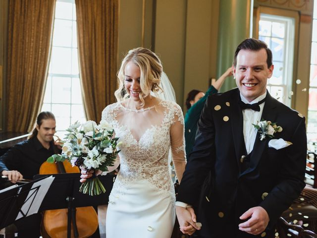 McKenzie and Kristina 's wedding in Toronto, Ontario 30