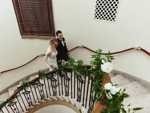 McKenzie and Kristina 's wedding in Toronto, Ontario 31