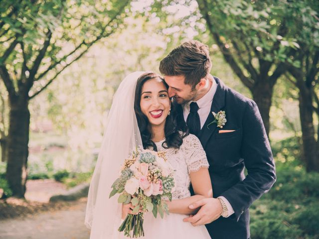 Neil and Shari's wedding in Toronto, Ontario 7