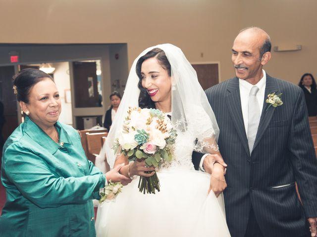 Neil and Shari's wedding in Toronto, Ontario 9
