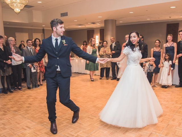 Neil and Shari's wedding in Toronto, Ontario 15