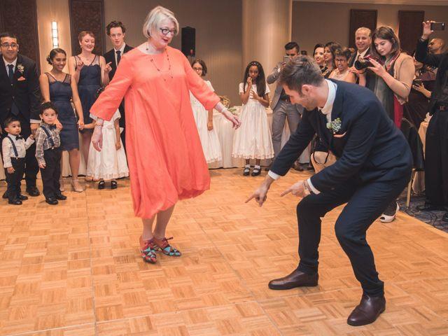 Neil and Shari's wedding in Toronto, Ontario 16