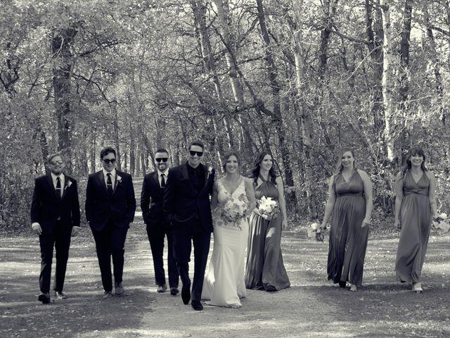 Shayne  and Danielle's wedding in Stony Mountain, Manitoba 4