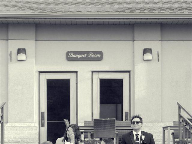 Shayne  and Danielle's wedding in Stony Mountain, Manitoba 5