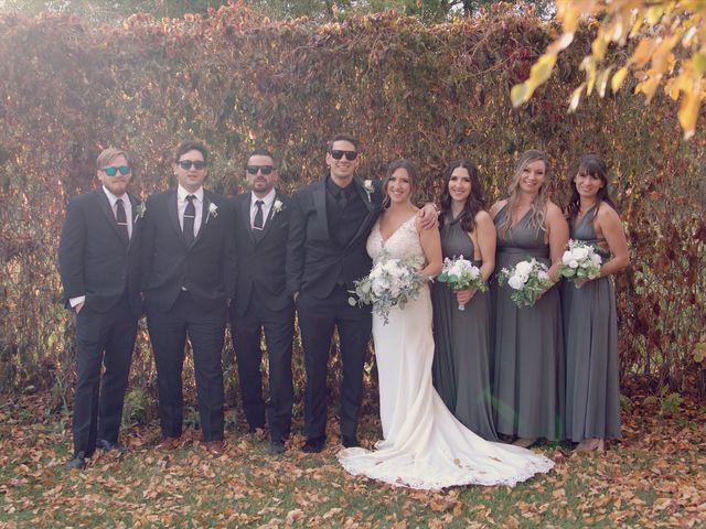 Shayne  and Danielle's wedding in Stony Mountain, Manitoba 6