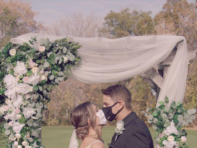 Shayne  and Danielle's wedding in Stony Mountain, Manitoba 7