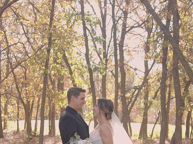 Shayne  and Danielle's wedding in Stony Mountain, Manitoba 1