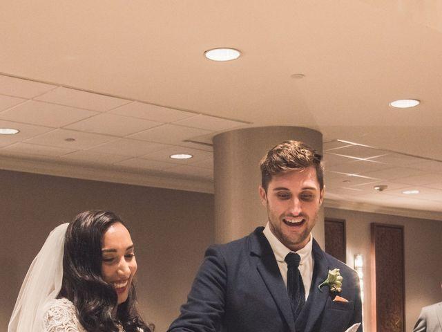 Neil and Shari's wedding in Toronto, Ontario 13