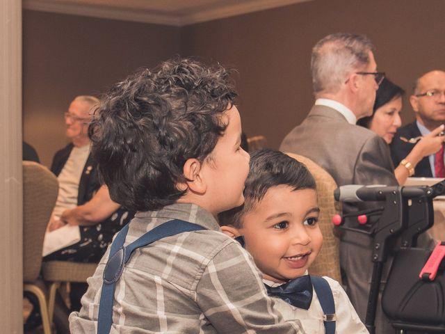 Neil and Shari's wedding in Toronto, Ontario 17
