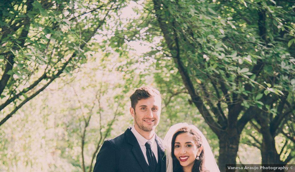 Neil and Shari's wedding in Toronto, Ontario