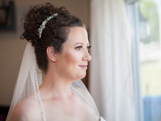 The wedding of Jenn McStravick and Scott McStravick 1