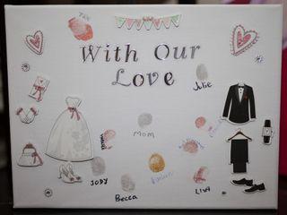 The wedding of Jenn McStravick and Scott McStravick 3