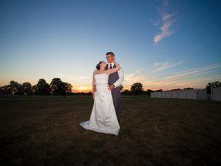 The wedding of Jenn McStravick and Scott McStravick
