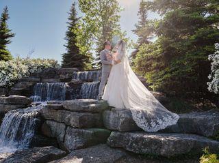 The wedding of Jobena and Jerome