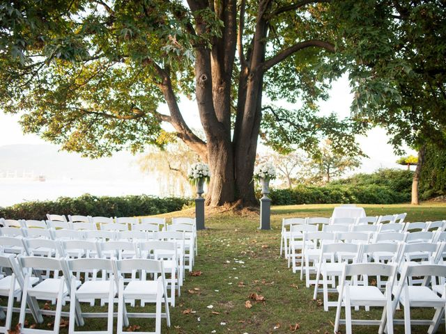 Brian and Marisa's wedding in Vancouver, British Columbia 24