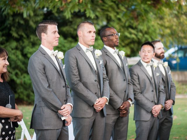 Brian and Marisa's wedding in Vancouver, British Columbia 26