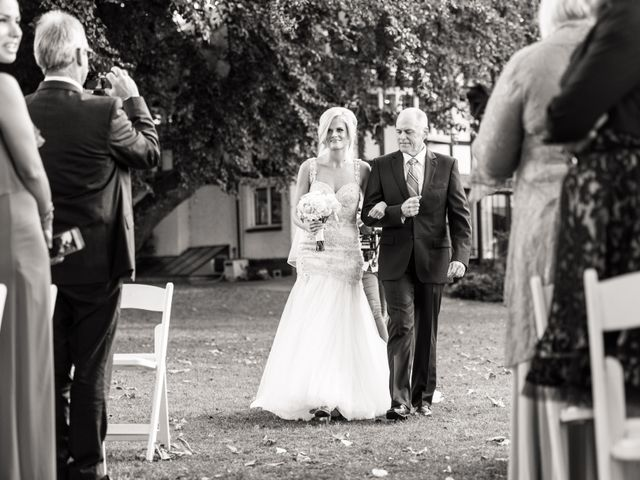 Brian and Marisa's wedding in Vancouver, British Columbia 27