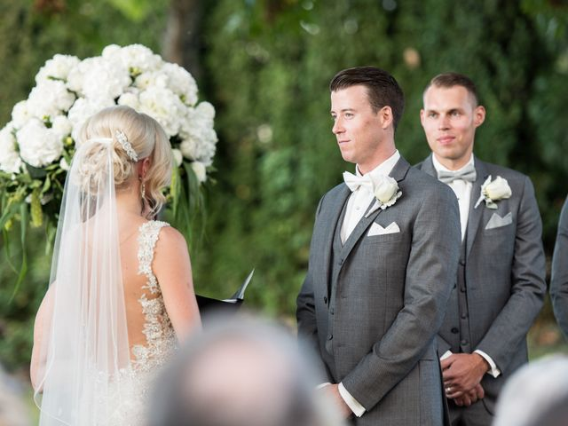 Brian and Marisa's wedding in Vancouver, British Columbia 30