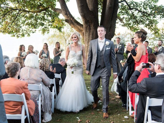 Brian and Marisa's wedding in Vancouver, British Columbia 34