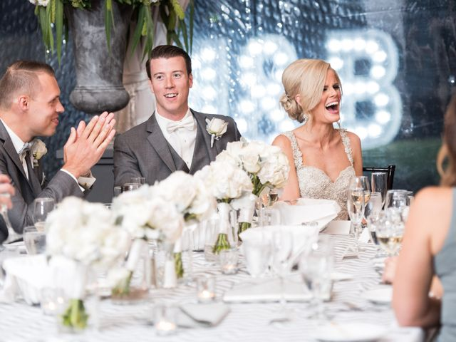 Brian and Marisa's wedding in Vancouver, British Columbia 42