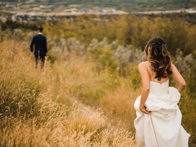 Danny and Elyse's wedding in Calgary, Alberta 4