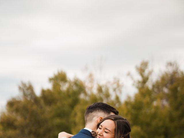 Danny and Elyse's wedding in Calgary, Alberta 5