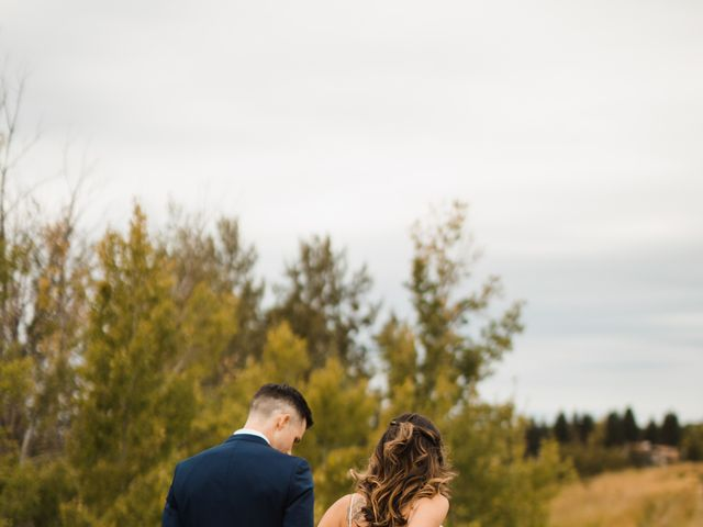 Danny and Elyse's wedding in Calgary, Alberta 7
