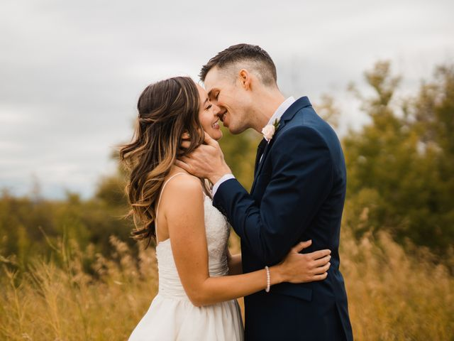 Danny and Elyse's wedding in Calgary, Alberta 8