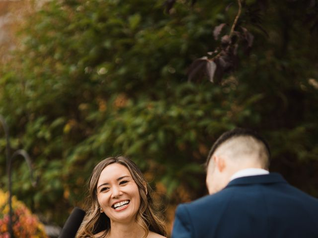 Danny and Elyse's wedding in Calgary, Alberta 11