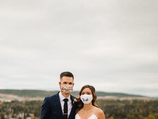Danny and Elyse's wedding in Calgary, Alberta 12