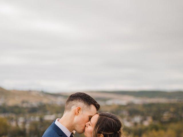 Danny and Elyse's wedding in Calgary, Alberta 14