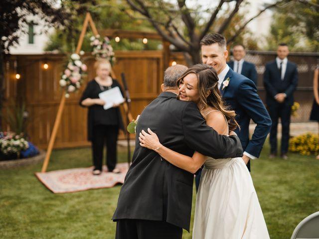 Danny and Elyse's wedding in Calgary, Alberta 17