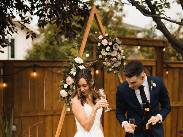 Danny and Elyse's wedding in Calgary, Alberta 18