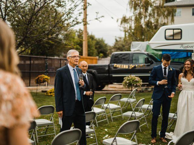 Danny and Elyse's wedding in Calgary, Alberta 19