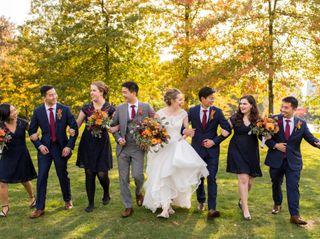 The wedding of Daniel and Kimberley 3
