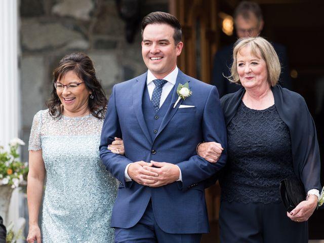 David and Caitlin's wedding in Harrison Mills, British Columbia 8