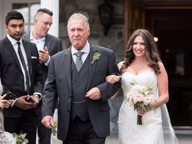 David and Caitlin's wedding in Harrison Mills, British Columbia 9