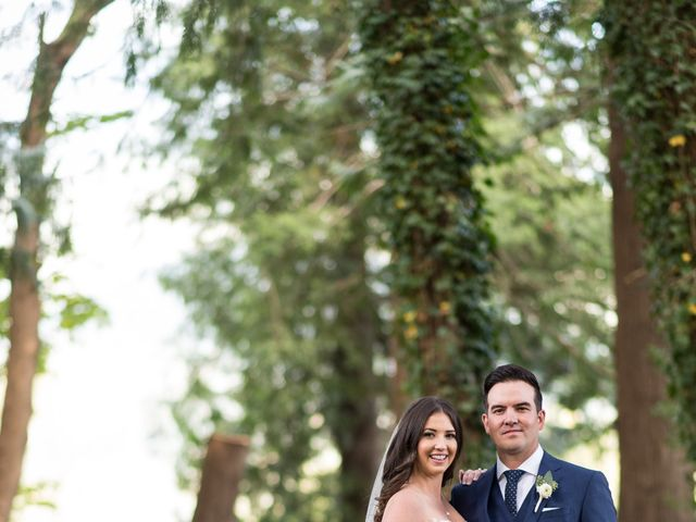 David and Caitlin's wedding in Harrison Mills, British Columbia 21