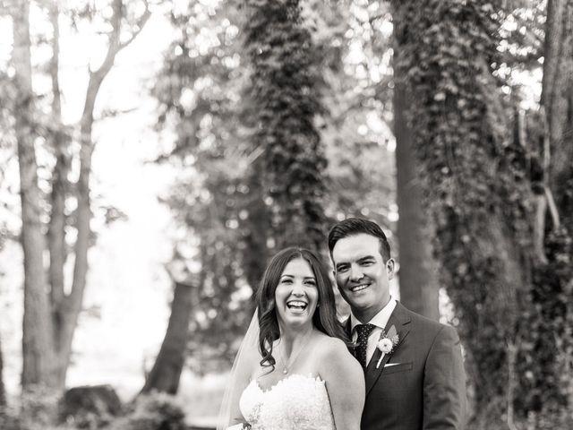 David and Caitlin's wedding in Harrison Mills, British Columbia 22