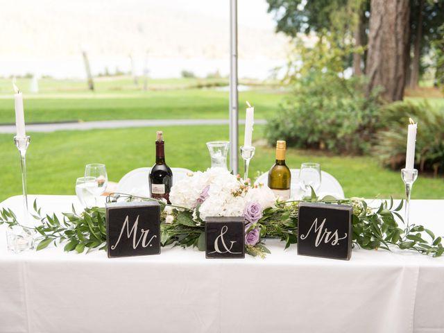 David and Caitlin's wedding in Harrison Mills, British Columbia 27